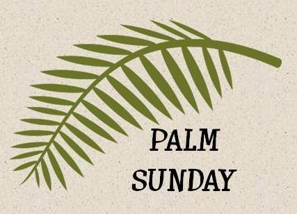 Palm Sunday Best Wishes Picture Holy Week Easter Sunday | Palm ...