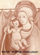 Spiritual Ponderings: October 19, 2014: Images of the Blessed Virgin Mary