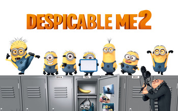 July 6, 2014 - Spiritual Ponderings - Faith & Film - Despicable Me 2