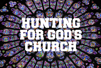 Spiritual Ponderings: December 20, 2015: Hunting For God