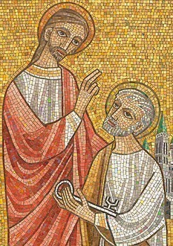 Spiritual Ponderings: February 22, 2015: St. Peter's Fall and Reconciliation