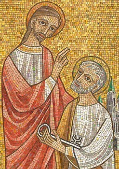 Spiritual Ponderings: February 8, 2015: St. Peter's Fall and Reconciliation