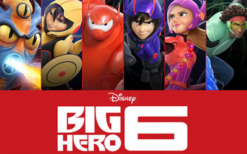 Spiritual Ponderings July 26, 2015: Faith & Film: Big Hero Six