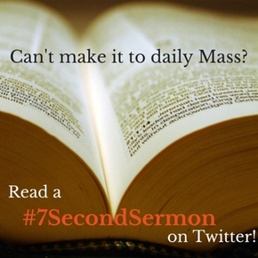 #7SecondSermon