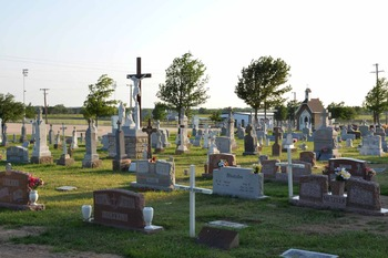 All Souls' Day Procession and Cemetery Blessing