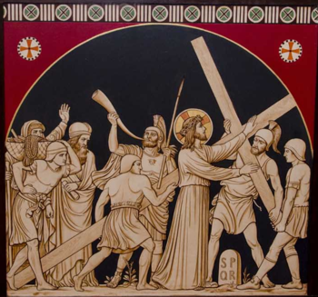 Stations of the Cross and Mass