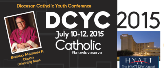 Diocesan Catholic Youth Conference - St  Peter Catholic Church