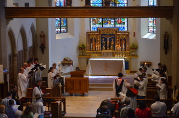 Traditional Solemn Evensong