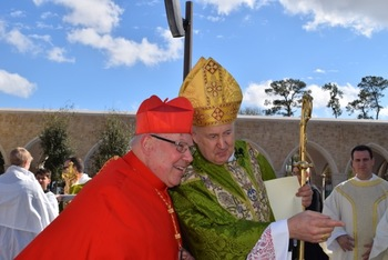 New Chancery Dedicated and Blessed for the Personal Ordinariate of the Chair of St. Peter