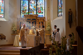 Easter Sunday Solemn High Mass