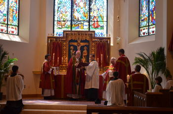 Palm Sunday Liturgy