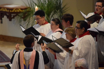 Choral Evensong presented by Chorus Angelorum
