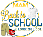 MAM Back to School Campaign