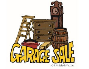 St. Thomas the Apostle Men's Garage Sale