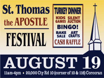 St. Thomas the Apostle Festival