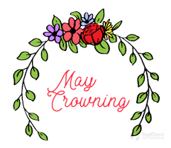 Mass followed by May Crowning