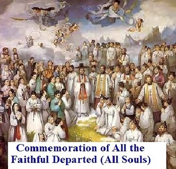 Commemeration of the Faithful Departed