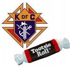 Knights of Columbus Tootsie Roll Drive