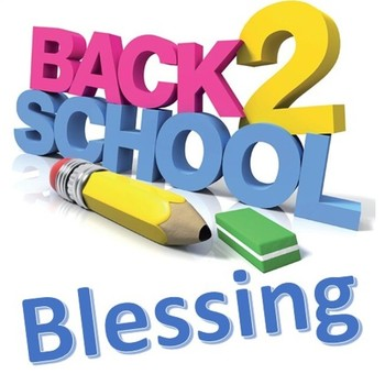 Mass with Blessing for Beginning of New School Year