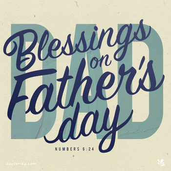 Father's Day - Mass with Blessing