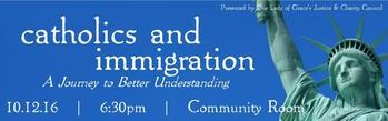 Catholics & Immigration
