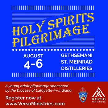 Holy Spirits Pilgrimage for Young Adults