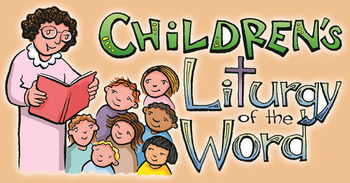 Children's Liturgy of the Word Returns Sept 9th