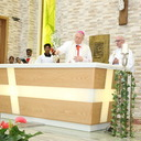 Blessing of the St. Therese Chapel within the newly construced St. Joseph's Parish Centre, Abu Dhabi