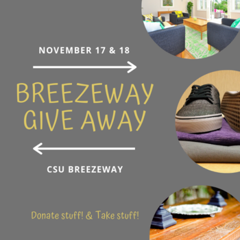 Breezeway Give-A-Way