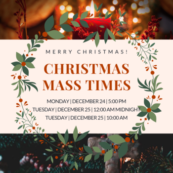 Christmas Vigil Mass