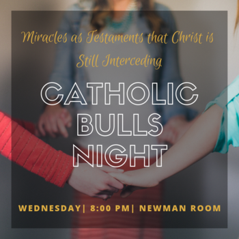 Catholic Bulls Night