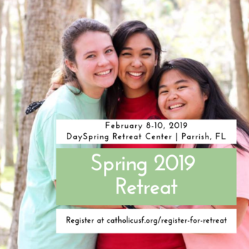 Spring 2019 Retreat