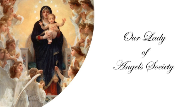 Our Lady of Angels Society