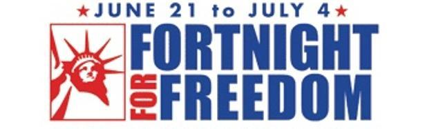 3rd Annual Fortnight For Freedom