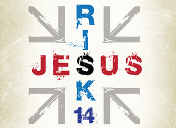 Risk Jesus: Take The First Step, Bring A Friend