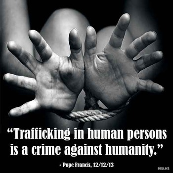 Human Trafficking: It's Real, It's Everywhere, and It's Here...