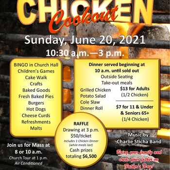 Chicken Cookout