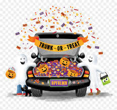 Trunk or Treat is on!