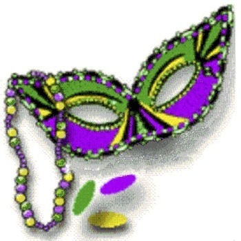 Mardi Gras - February 14th, 6:00 - 11:00 p.m.