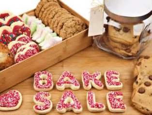 Bake Sale - May 2nd and 3rd