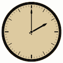 Set Your Clocks Ahead 1 Hour, Sunday, March 13
