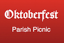 Annual Parish Picnic, October 9