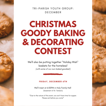 Youth Group: December