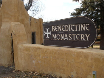 Pecos Monastery Retreat