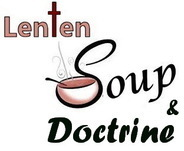 Lenten Soup and Adult Education