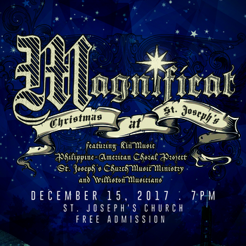 Magnificat: Christmas at St. Joseph's