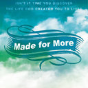 Made for More by Curtis Martin - Discussion Series