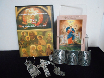 DVD on the All Saints Icon Lectures by Brother Robert Lentz now on Sale