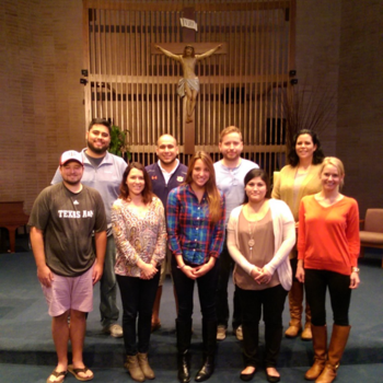 All Saints Welcomes the 2015-16 RCIA Catechumens and Candidates
