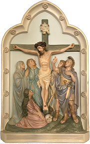 Twelth Station of the Cross